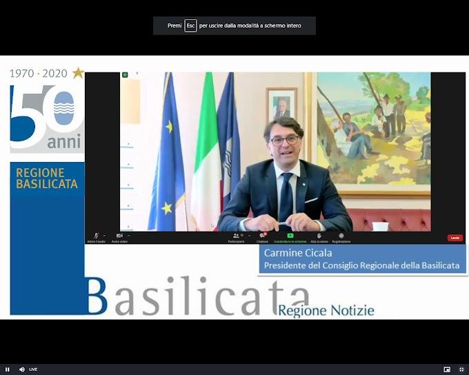 """50 anni di Regione: numero speciale di """"Basilicata Regione Notizie"""""""