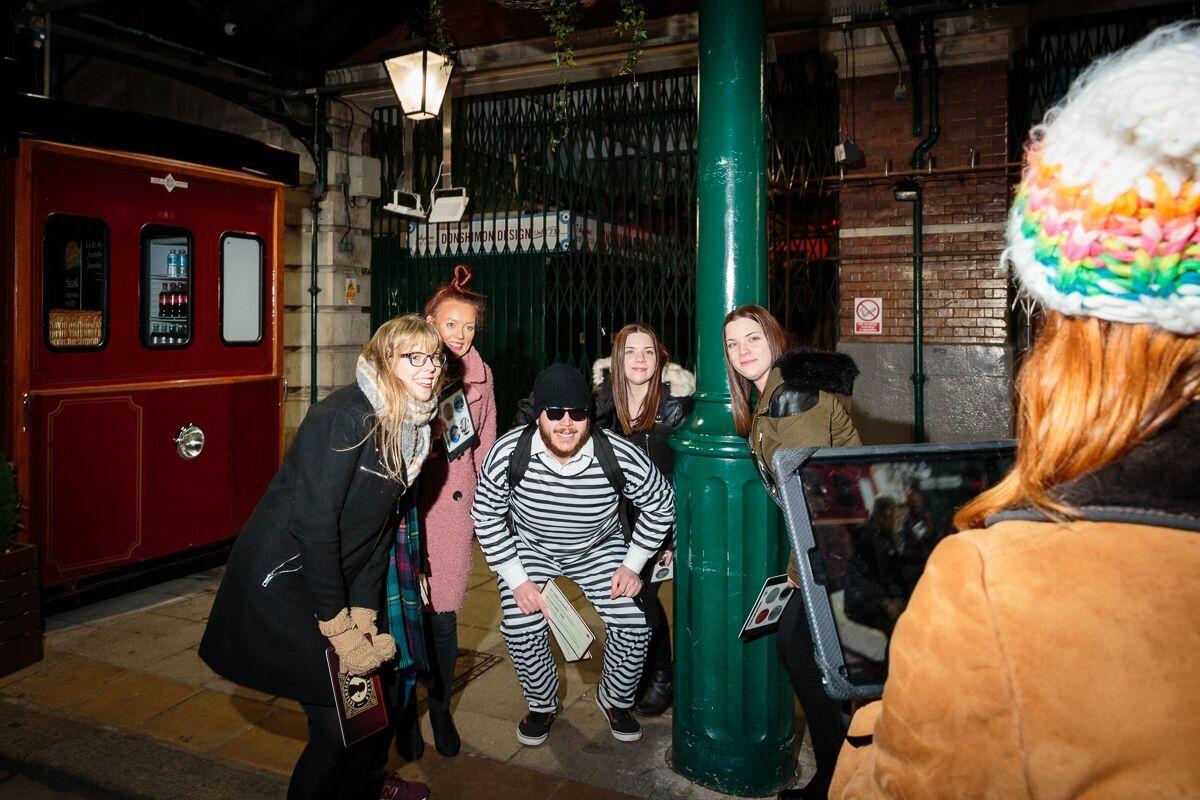 MegaBus Mystery Tour Trip