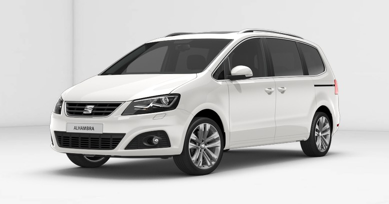 Seat Alhambra Ii Restyl 233 2018 Couleurs Colors