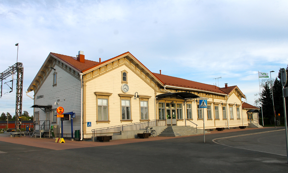 Joensuu Rautatieasema