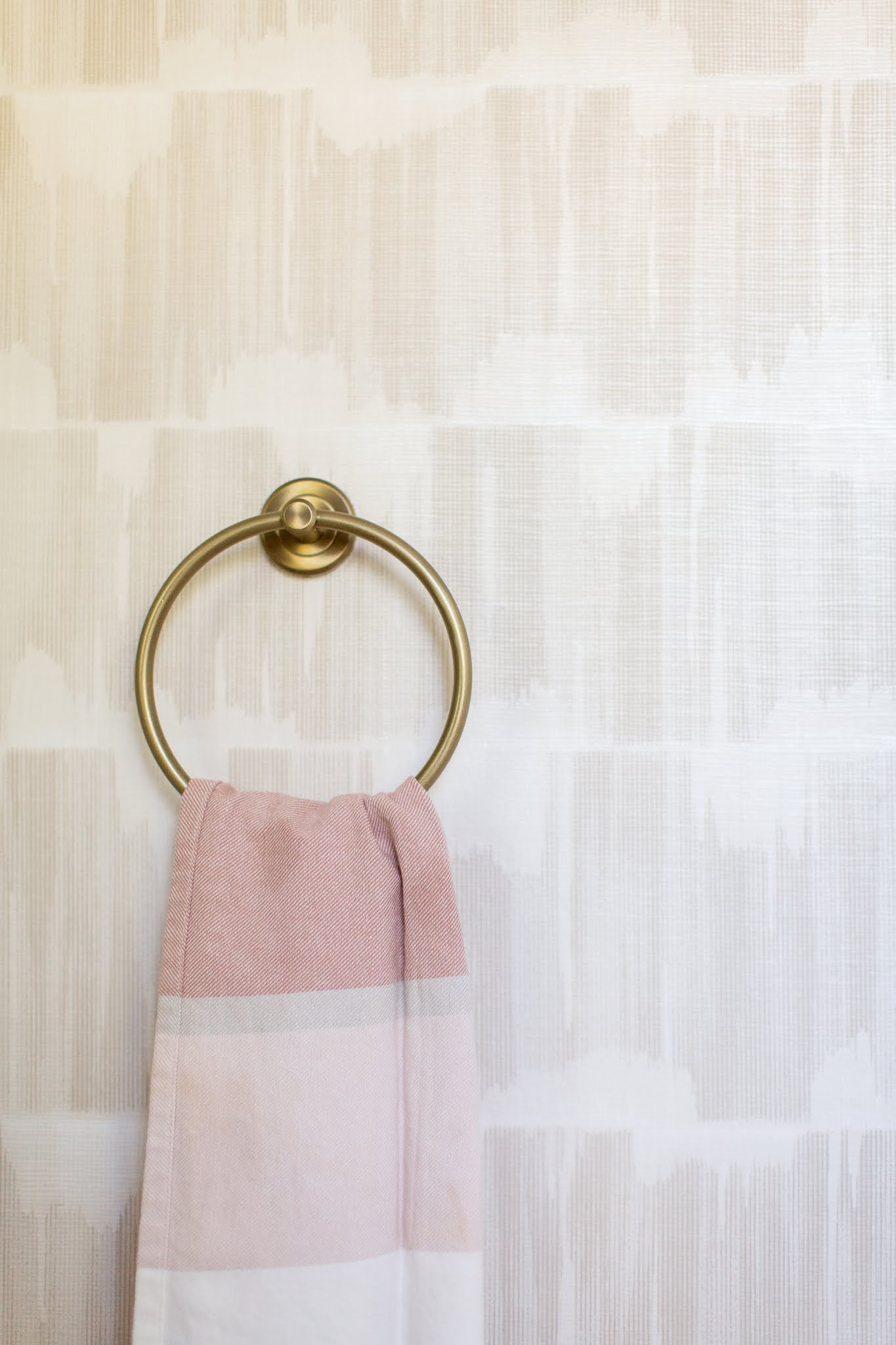 Before and After: Budget Friendly Powder Bath Remodel
