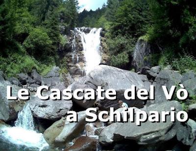 Gite e vacanze in Lombardia - Cascata del Vo' - Schilpario