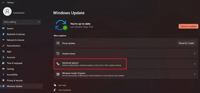 بعد تجربة ويندوز 11... كيفية الرجوع إلى windows 10 ؟