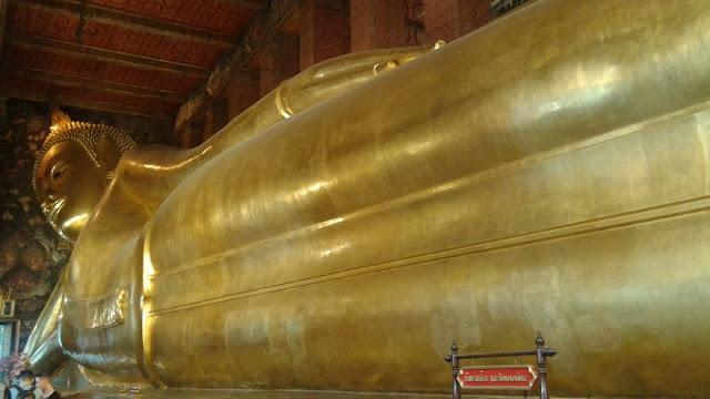 Bangkok - Buda reclinado