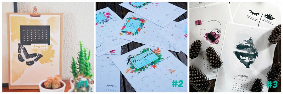 calendarios para imprimir gratis