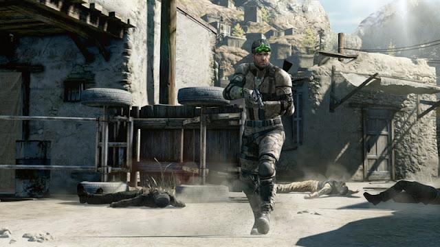 Tom Clancy's Splinter Cell Blacklist Photo
