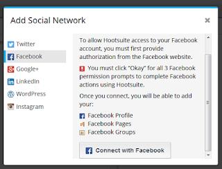 Cara Membuka Banyak Akun Media Sosial Mudah Dengan Mempergunakan HootSuite