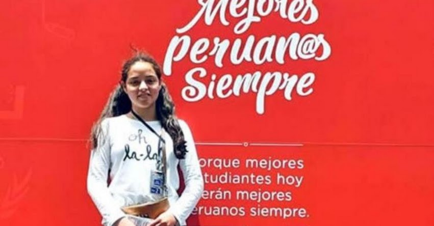 YARIT ARRISBASPLATA BAZÁN: Estudiante del COAR Cajamarca gana beca para programa de ciencia y tecnología
