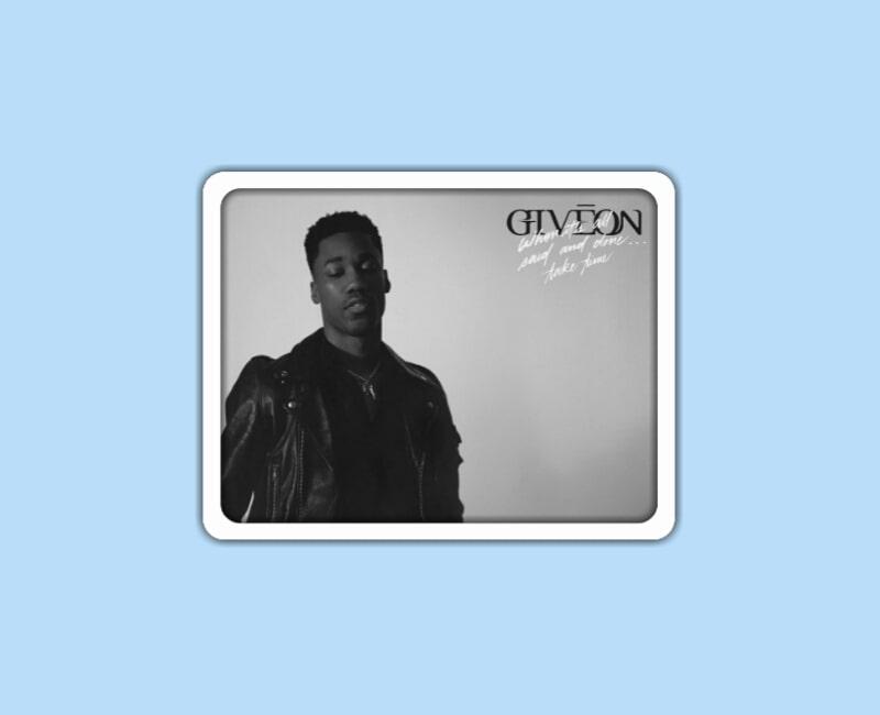 Giveon - All To Me Lyrics