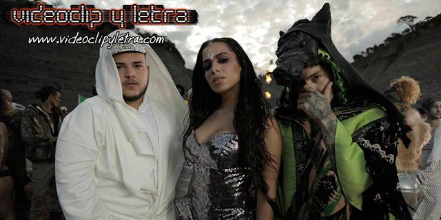 J Balvin feat Jeon & Anitta - Machika : Video y Letra