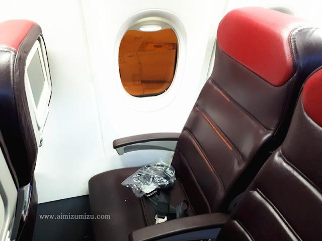 Pengalaman naik malaysia airlines