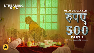 Rupay 500 Part 2 Web Series Cast