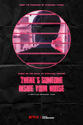 Theres Someone Inside Your House Poster 1