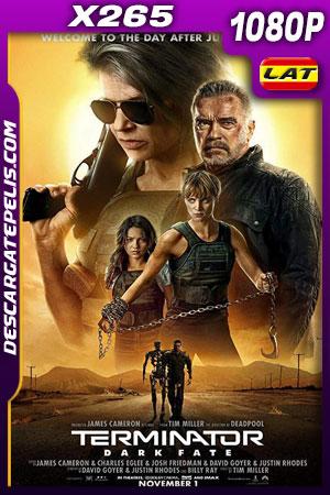 Terminator: Destino oculto (2019) 1080p x265 10bit Latino – Ingles