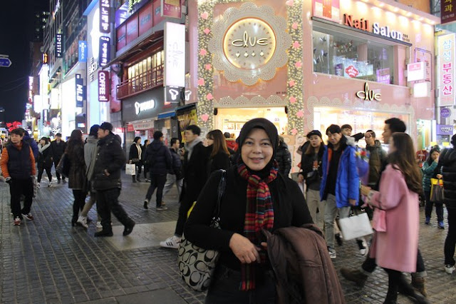 Myeongdong Night Market