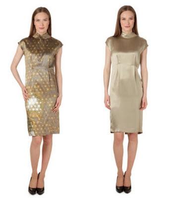 vestidos baratísimos gis o beige