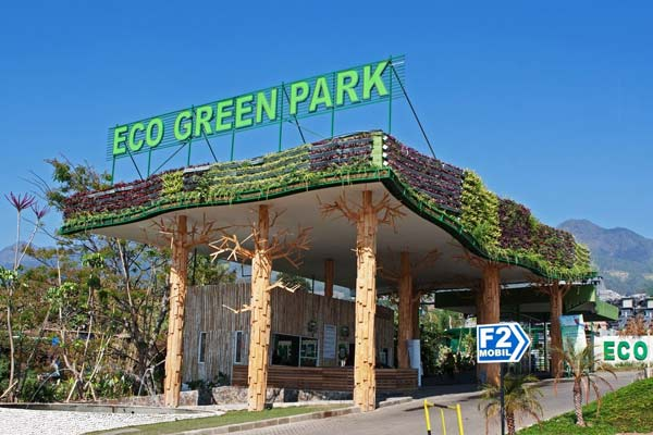 Ulasan Eco Green Park Adventure Batu Malang
