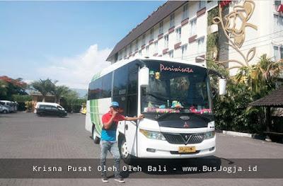 Krisna Pusart Oleh Oleh Wisata Bali