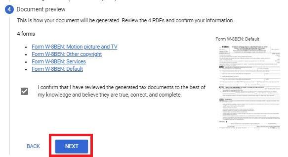 Cara Lengkap Mengisi Form Pajak di Google Adsense