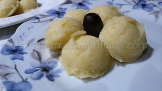 Рецепта за картофено пюре с масло и чесън