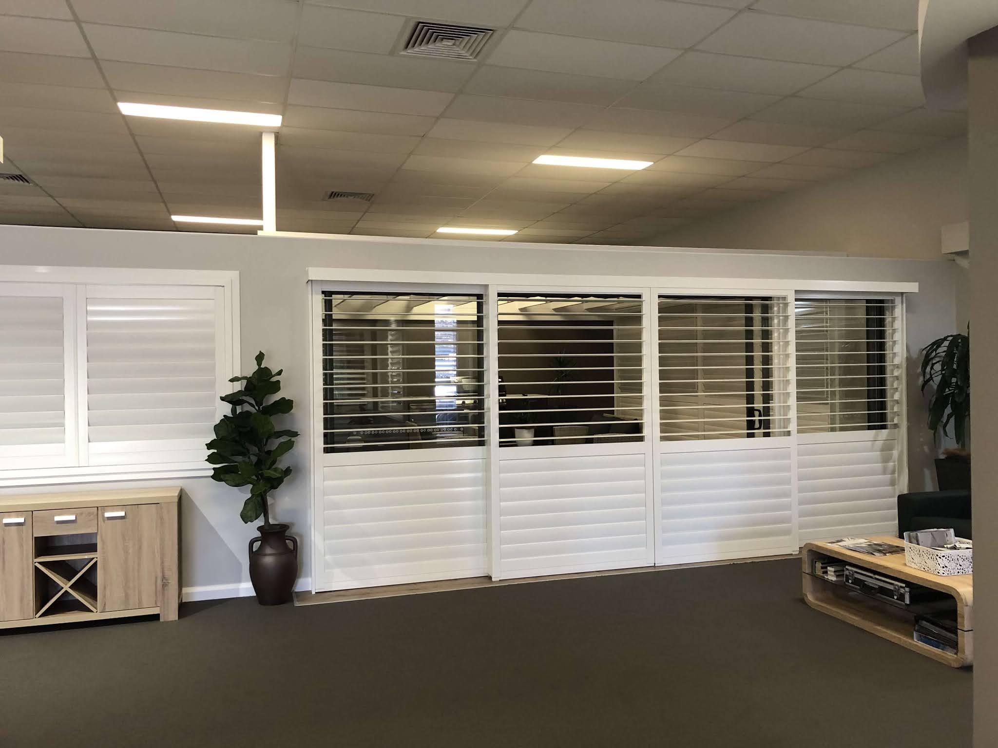 Australian plantation shutters