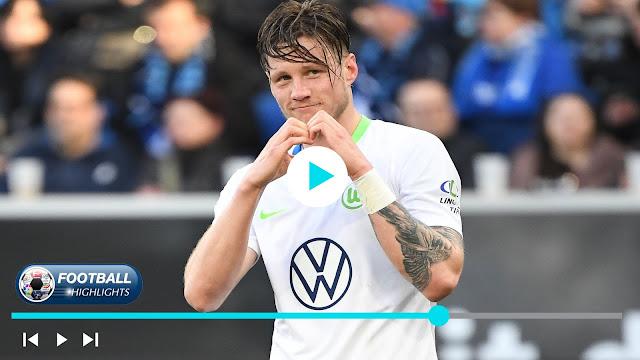 Hoffenheim vs Wolfsburg – Highlights