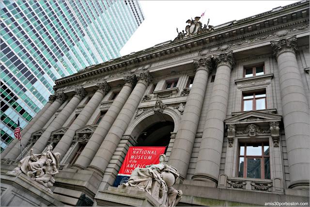 Museo Nacional de los Indios Americanos en Nueva York