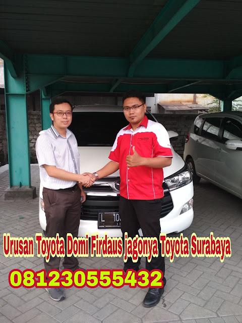 Info Harga, Promo, Diskon, Cashback, Wiraniaga, Salesman, Ilustrasi Kredit Mobil Toyota Baru Wilayah Sampang, Madura - Jatim