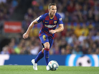 Arthur Melo completes Juventus Move
