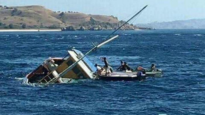 Penyebab Tenggelamnya Kapal Pengangkut Wisatawan di Labuan Bajo