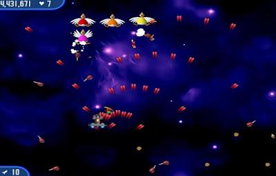 لعبة الفراخ للكمبيوتر كاملة من ميديا فاير