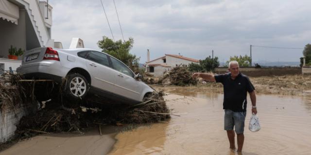 Παρέμβαση εισαγγελέα για τις πλημμύρες στην Εύβοια – Διπλή έρευνα για κακούργημα