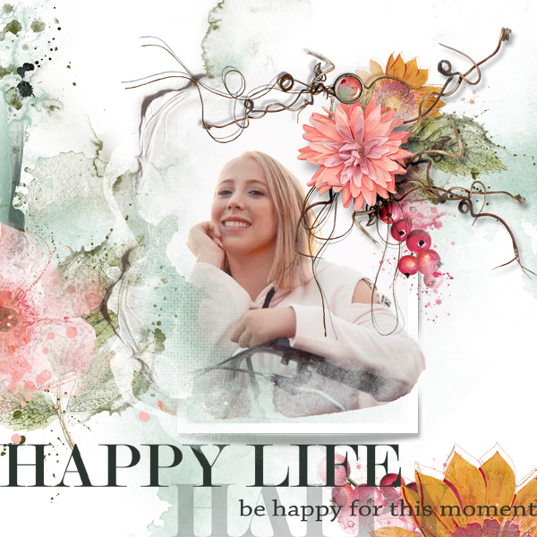 happy life © sylvia • sro 2019 • colorful summer by tiramisu design