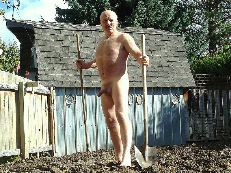 Nude Mature Males 45