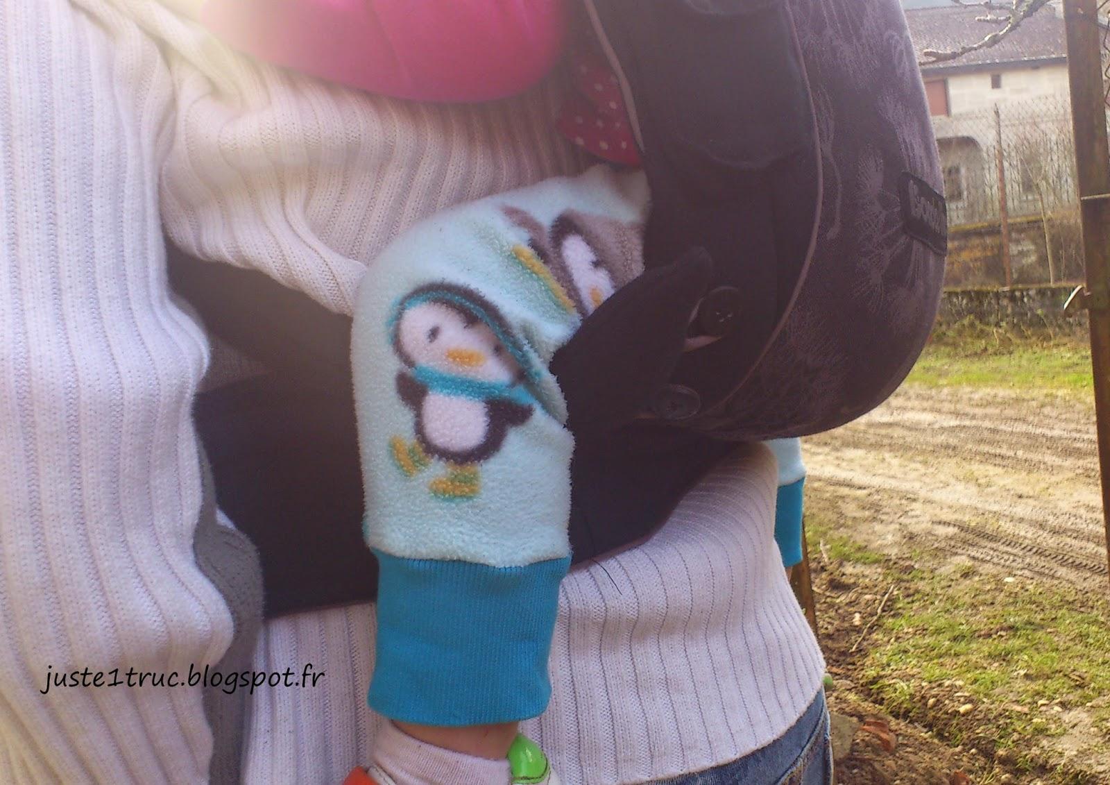 portage bondolino porte-bébé préformé hybride Hoppediz halfbuckle bambin assise largeur