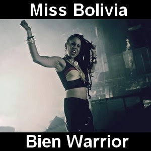 Miss Bolivia - Bien Warrior