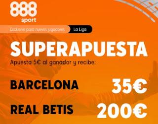 888sport superapuesta Barcelona vs Betis 7-11-2020