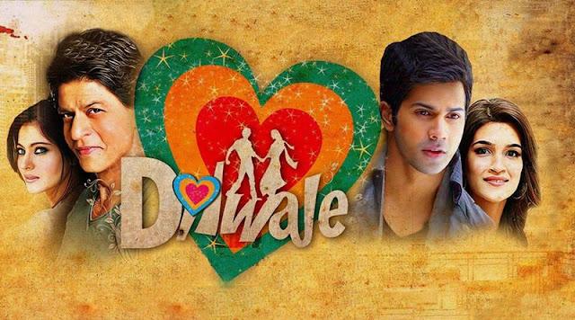 Dilwale Movie 2015 HD Wallpaper 18