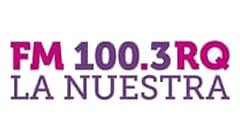 FM La Nuestra 100.3 RQ