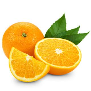 naranja para alejar pulgas