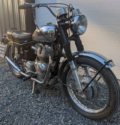 B.C. 1971 Interceptor