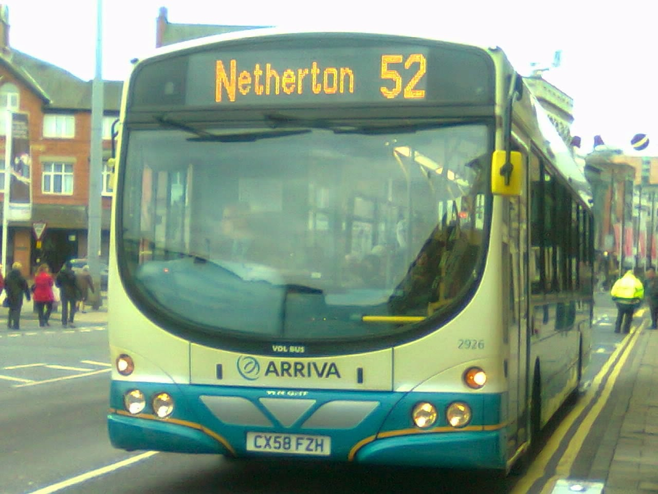 The 2002 Bus Blog Changes To Bus Service S On Merseyside
