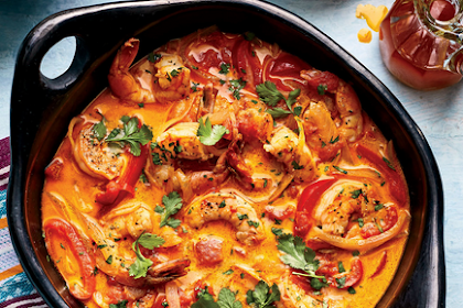 Brazilian fish stew - Moqueca