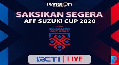 Paket Nonton Siaran Piala AFF 2021