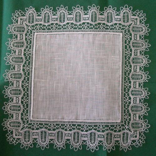 ボビンレースの道具と種類と織り方, Bobbin lace tools and types and weaves,梭芯蕾丝的工具和种类和编织技术