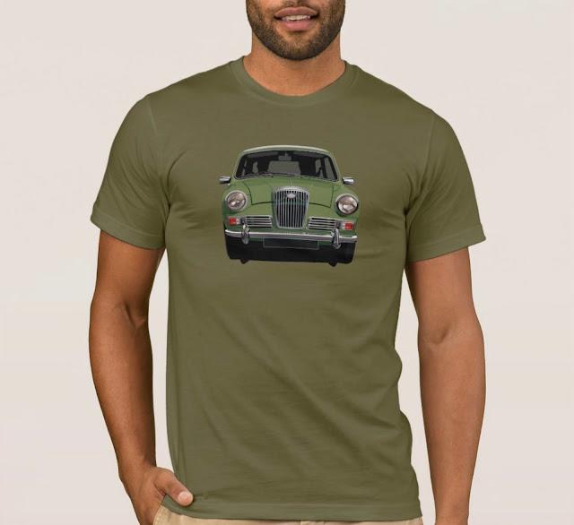Classic car Wolseley Hornet T-shirt