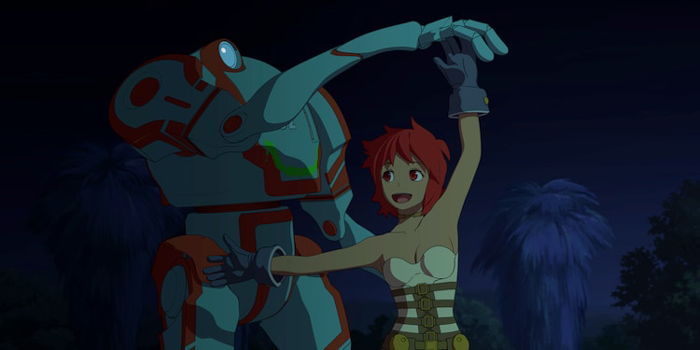 Eden anime - Netflix