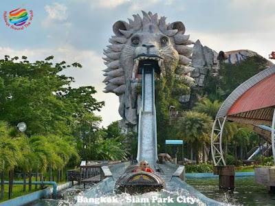 Bangkok - Siam Park City
