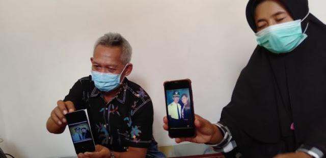 Jenazah Pilot Nam Air Penumpang Sriwijaya Air SJ182 Terindentifikasi, Keluarga Sedih tapi Alhamdulilah