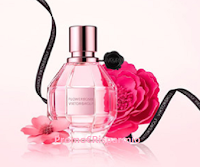 Logo Viktor&Rolf: richiedi il campione omaggio Flowerbomb Eau de Parfum